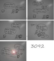 Lens Flare by 3092