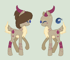 Custom for Cashmere-Cuddles by MoonIight-Eevee