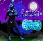 Happy Halloween And Nightmare Night by theHyenasSBE