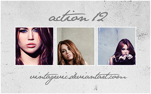 Action 12 by vintagevic