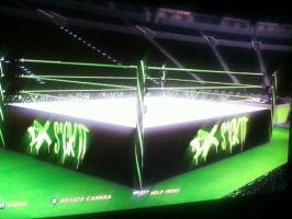 WWE '12: My Created DX Arena by TheRumbleRoseNetwork