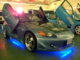 Honda S2000 Stock Image 4 by ModifiedCars-stock