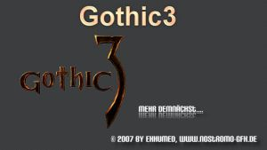 Gothic3 by 3xhumed
