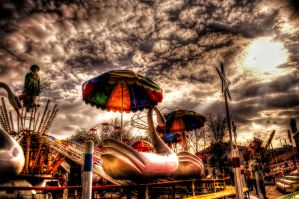 Surreal fair HDR by velky-jojko