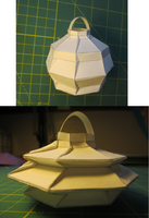 Fold Up Lantern by Heyro0