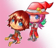 :COLLAB: Rune Factory Love by Elythe