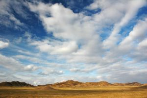 Mongolian Sky by SniperOfSiberia