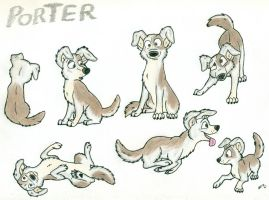 Page of Porter by wahyawolf