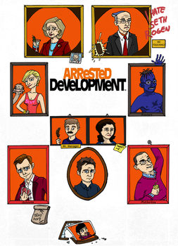 Arrested Development by DHamienH