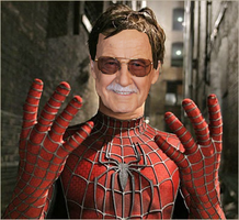 SPIDER STAN!! by Aidan-Creepers