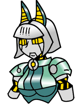 Robo Fortune bust by Jmp01