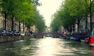 Streets of Amsterdam by SisuShots