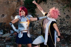 Fairy Tail photoshoot by GemmaChan