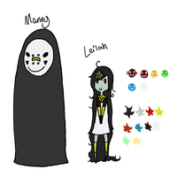 Possible new characters by AskVesta