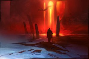 Under the Mountain by Balance-Sheet