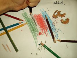mad artist by ad-shor