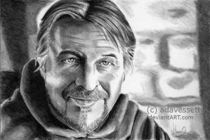 R.I.P Phil Harris by adavesseth