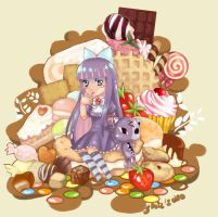 sweets'n stocking by ShizIdeo