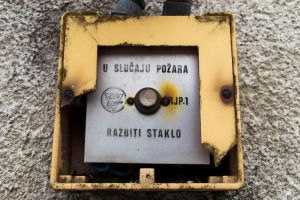 Fire alarm - fired out by ConvictedZe