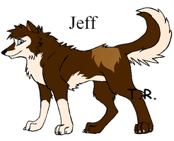 Jeff Dunham Wolves: Jeff by The-Ravens-Of-Moraea