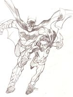 Batman and Robin 05052012 by guinnessyde