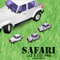 Safari jeep by fyton5