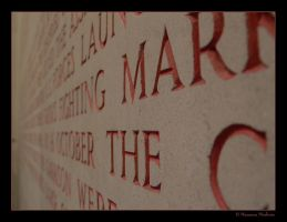 The Writing on the Wall by RowanLewgalon