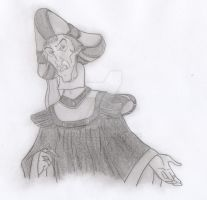 Frollo - Look, Captain...(SCA) by yami0815