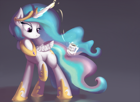 Celestia by SubjectNumber2394