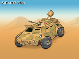 XR-45T Bug Colored by vpRaptor