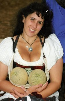 Nice Melons by DaFotoGuy