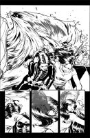Doctor Who: the Tenth Doctor 1 - pag 4 by elena-casagrande