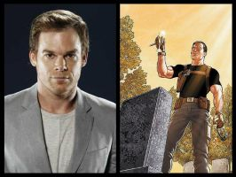 DC Casting - Maxwell Lord by Doc0316