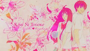 Kimi Ni Todoke wallpaper by akumaLoveSongs