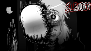 Slender Thumbnail For Casey! by KittenthePsycho