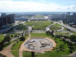 Brasilia by francomiotto