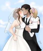 Wedding Bells by luddles