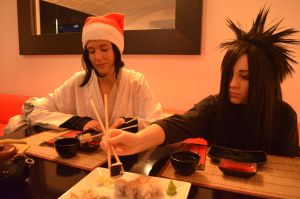 Sushi time! by hitachi-group
