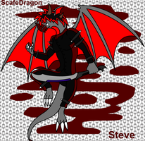 Not-So-Hell-Spawn (Steve) ID by TheSpiderManager