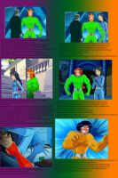Totally Spies Comic: The Madness Continues Part 1 by whateva09