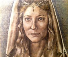 Galadriel by FridaG