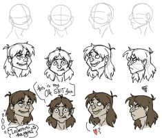 Todd Faces 2 by Dendraica