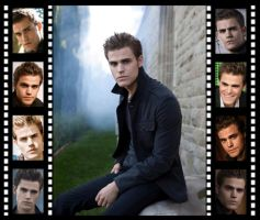 Paul Wesley Filmstrip by Mistify24