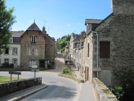 French Village by HarrietmJones