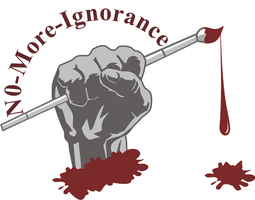 Our Offical Logo.. by No-More-Ignorance