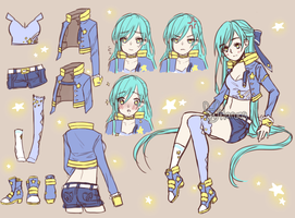 [CLOSED] SketchPage Adopt by Haruea