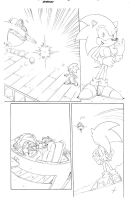 Sonic x #40 pg 18 by Dhutchison