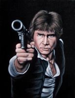 Captain Solo by BruceWhite