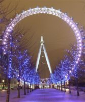 London Eye by Dutch-Assassin