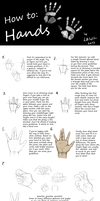 How to: Hands by Lillilolita